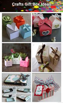 Crafts Gift Box Ideas poster