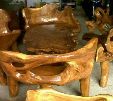 Creative Design of Wood apk screenshot