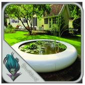 Modern Garden Structure Design icon