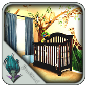 Garden Baby Nursery Design icon