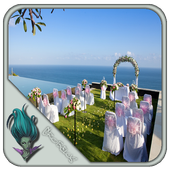Garden Wedding Venues Design icon