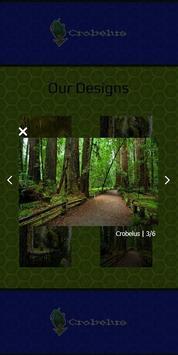 Wooden Garden Sofa Design Idea apk screenshot