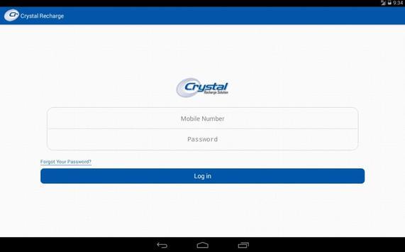 Crystal Recharge apk screenshot