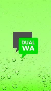 Dual WA Terbaru apk screenshot