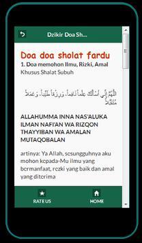Dzikir dan Doa Harian Lengkap apk screenshot