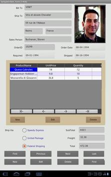 Cellica Database(Internet)Form apk screenshot