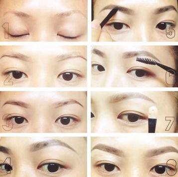 DIY Eyebrows Step by Step apk screenshot