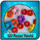 DIY Flowers Tutorial icon