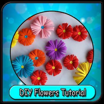 DIY Flowers Tutorial apk screenshot