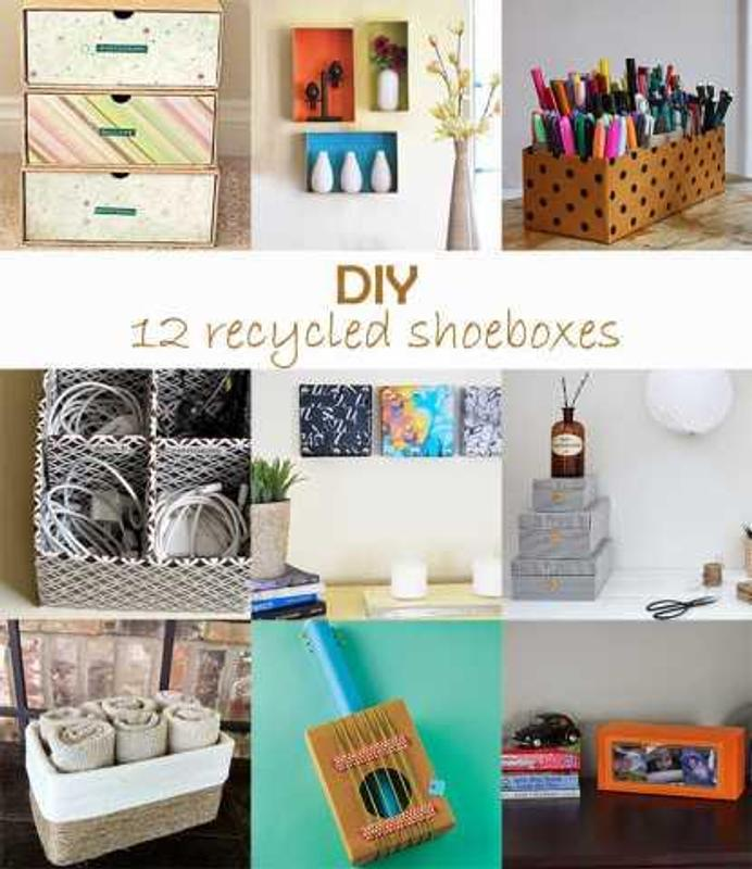 Diy recycled crafts ideas apk download free lifestyle for Diy recycle ideas