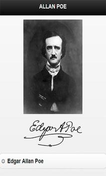 Edgar Allan Poe cuentos poesía apk screenshot