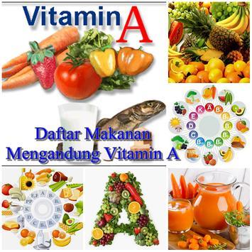 Sumber Makanan Vitamin A apk screenshot