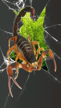 Scorpio on the screen apk screenshot