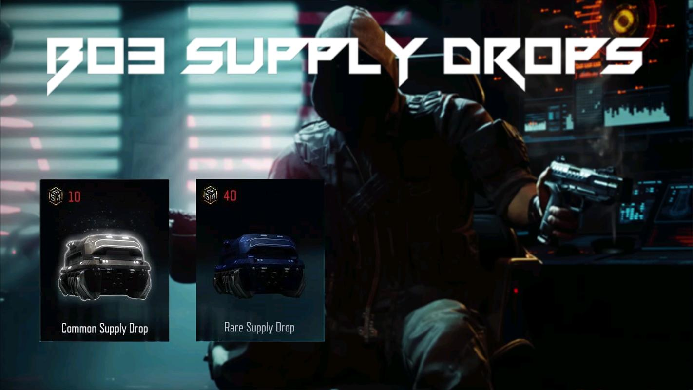 Supply Drops For Black Ops 3 Apk Download Free