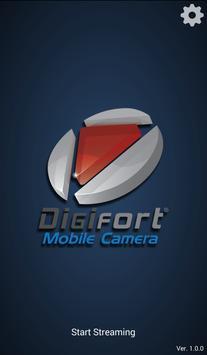 Digifort Mobile Camera poster