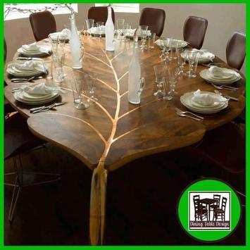 Dining Table Design apk screenshot