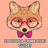 Guides Zootopia Crime Files icon