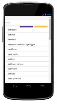 Djamboe Browser apk screenshot