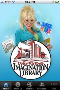 Dolly Parton's Imagination Lib poster