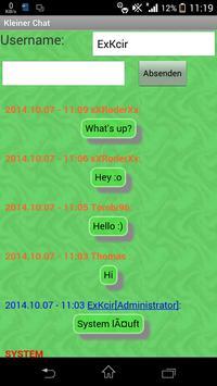 Little Chat apk screenshot
