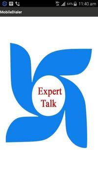 ExpertTalk poster