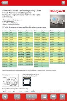 Wiring Guide by Honeywell(Tab) poster