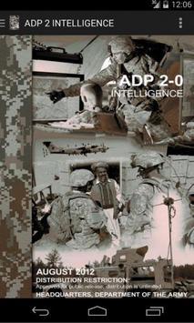 ADP 2 INTELLIGENCE poster