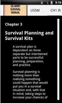 US Survival apk screenshot
