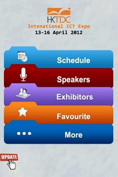 ICT Expo 2012 apk screenshot