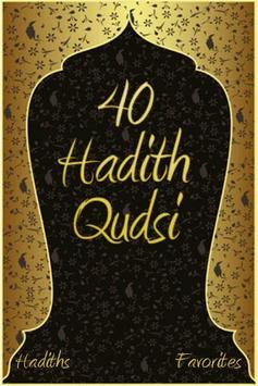 40 Hadith Qudsi (Islam) poster