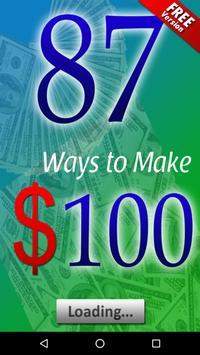 Make Money Free - Work at Home poster