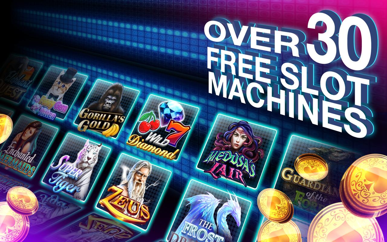 casino slots free play online  android
