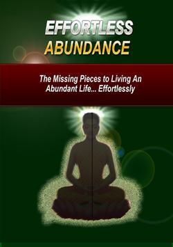 Effortless Abundance poster