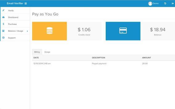 Email Verifier apk screenshot