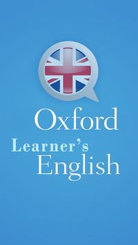 Offline Dictionary of English poster