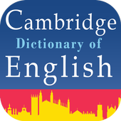 English Dictionary Cambridge icon