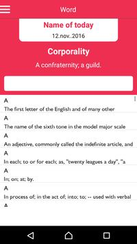 English Dictionary Cambridge apk screenshot