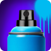 Spray Painter HD icon