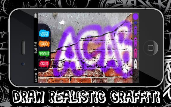 Spray Painter HD apk screenshot