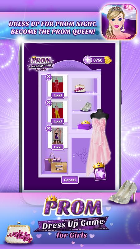 Prom Dress Up Game for Girls APK Download - Free Entertainment APP ...