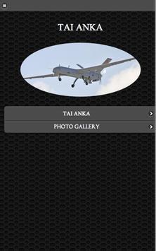 TAI Anka UAV FREE poster