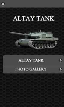 Altay New Turkish Tank FREE poster