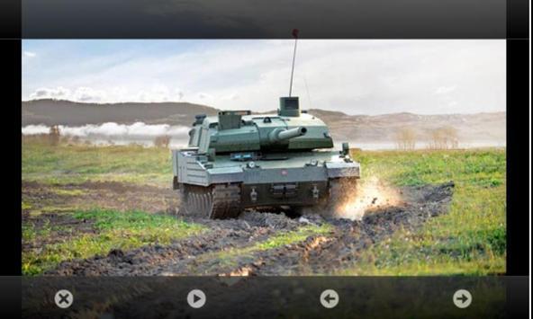 Altay New Turkish Tank FREE apk screenshot
