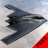 B-2 Stealth Bomber FREE icon