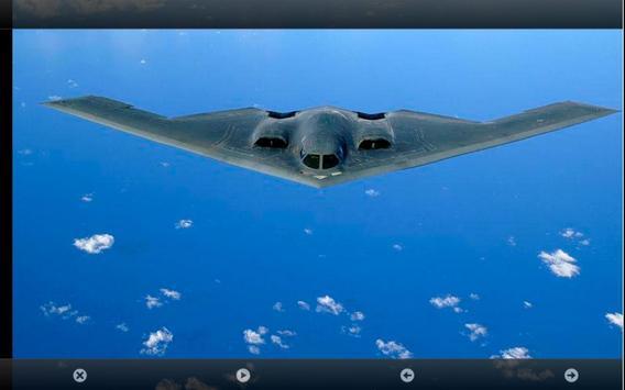 B-2 Stealth Bomber FREE apk screenshot