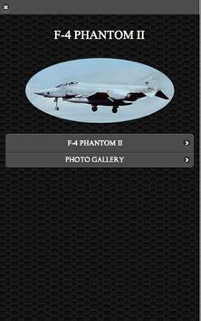 ✈ F-4 Phantom II Aircraft FREE poster
