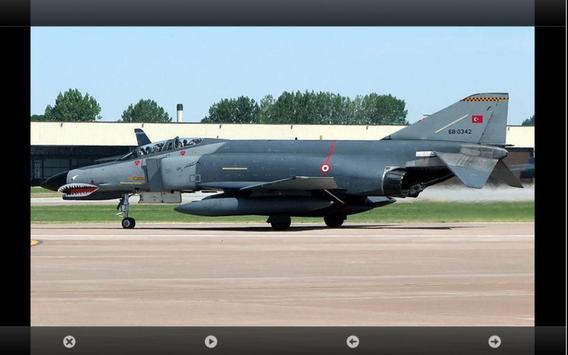 ✈ F-4 Phantom II Aircraft FREE apk screenshot