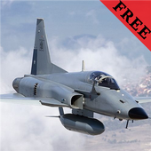 F-5 Fighter Aircraft FREE icon