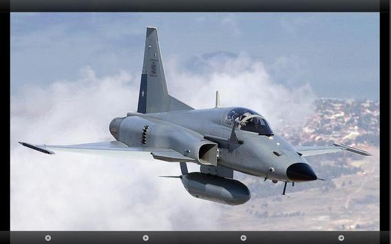 F-5 Fighter Aircraft FREE apk screenshot