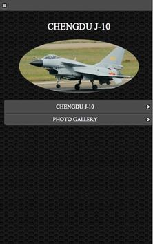 J-10 Chinese Fighter FREE poster